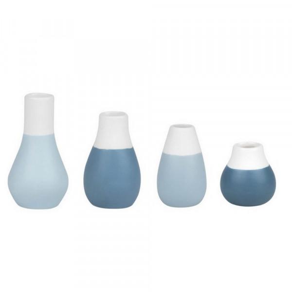 Mini Vasen-Pastellvasen Set, blau-227269-1