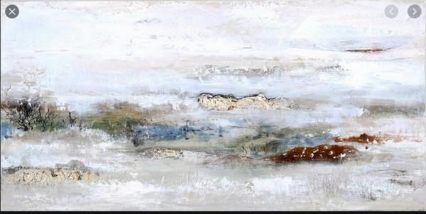 Landscape-Bild auf Leinwand-229401-1