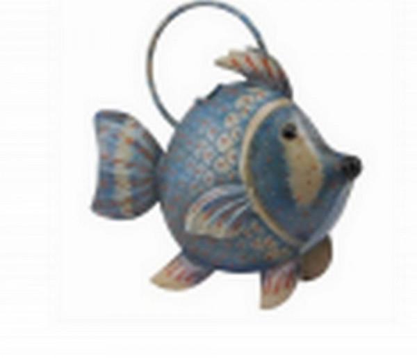 Kanu-Gießkanne Fisch, Metall-229999-1