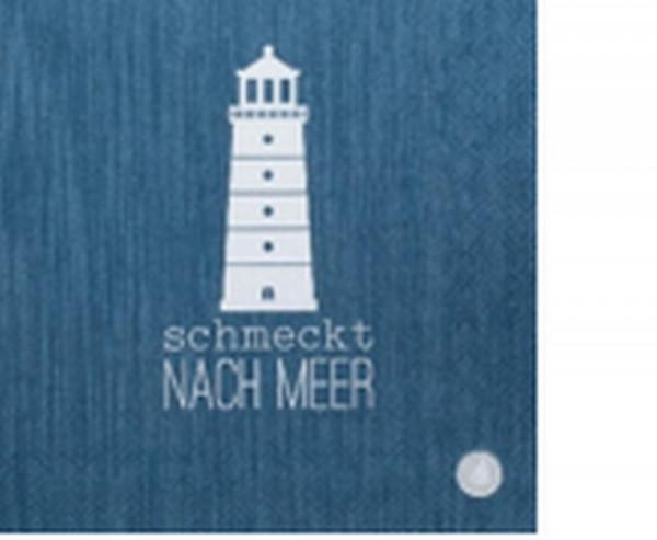 Serviette-Schmeckt nach Meer-230066-1