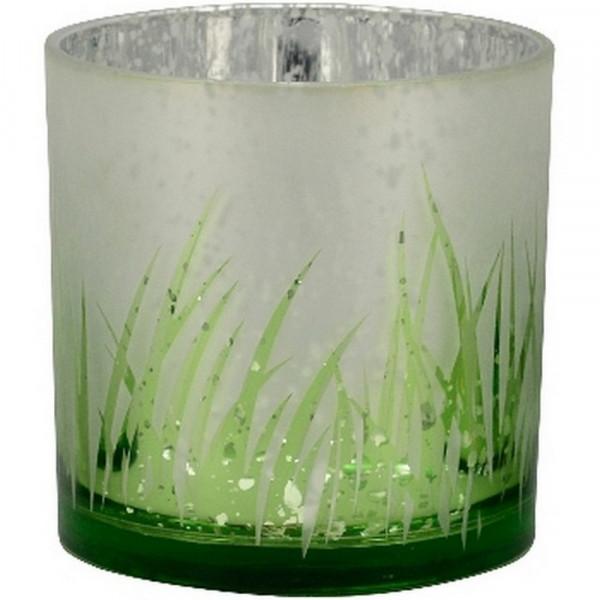 VERT-Windlicht Vert, Glas, grün-229998-1