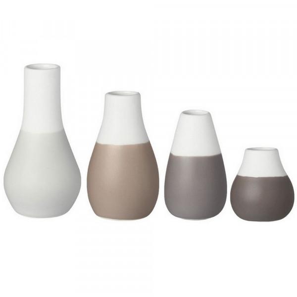Mini Vasen-Mini Pastellvasen, grau-227147-1