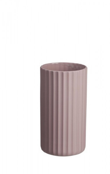 YOKO-Vase,mauve,Rillenstruktur-228194-1