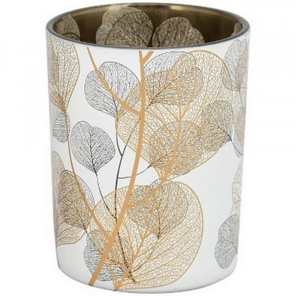 Teelichtglas-Teelichtglas m_ Blättern-228925_1-1