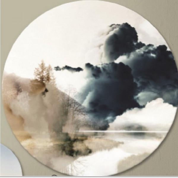 The Rising-Circle Art Rundbild-227009-1