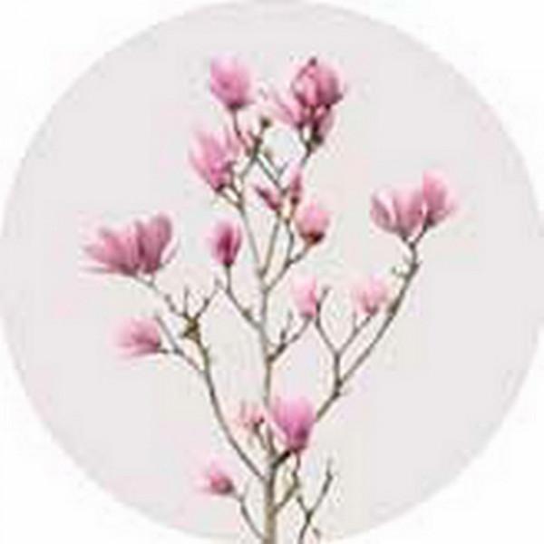 Magnolia 2-Circle Art Rundbild-226111-1