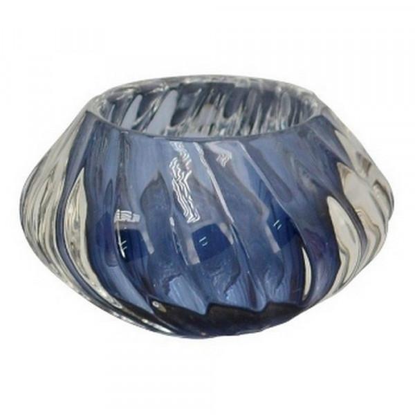 GROSSY-Windlicht Grossy, Glas,grau-229994-1