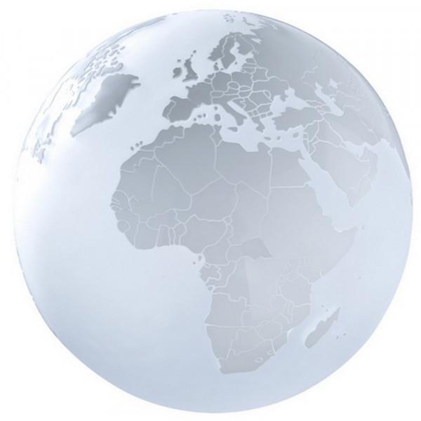 Earth-Earth, mit weißer Weltkarte-220254-1
