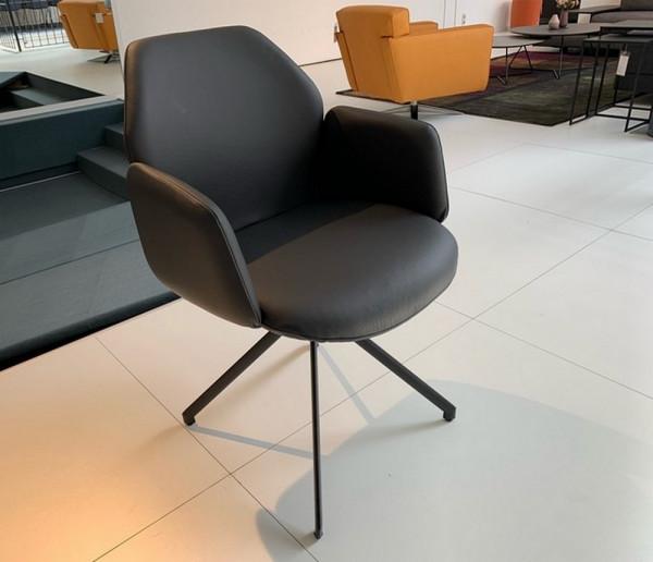 Mirella _C_-Stuhl mit Armlehnen, drehbar-230585-1
