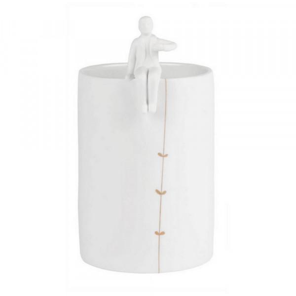 Porzellangeschichten-Vase Gärtner-227267-1