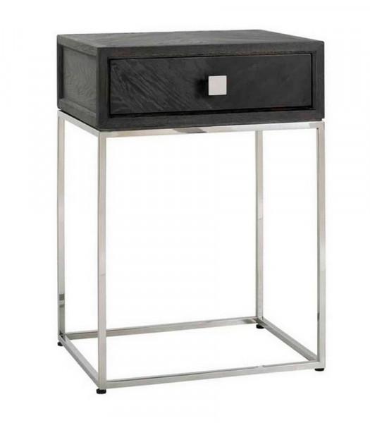 Contur Bartoli 17 Blackbo-Nachttisch mit Schublade-229504-1