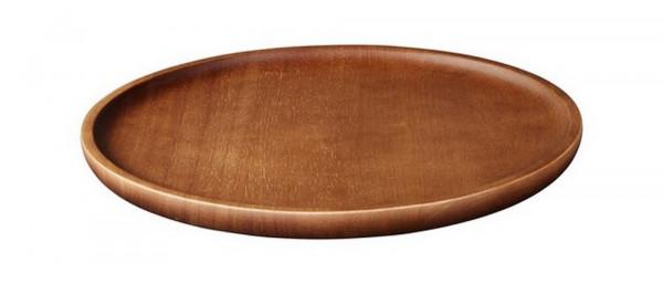 Holzteller-Holzteller, Akazie, massiv-224929-1