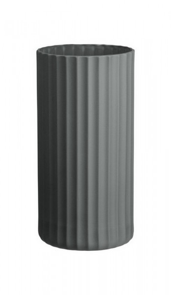 Vase-Vase basalt, Rillendekor-226517-1