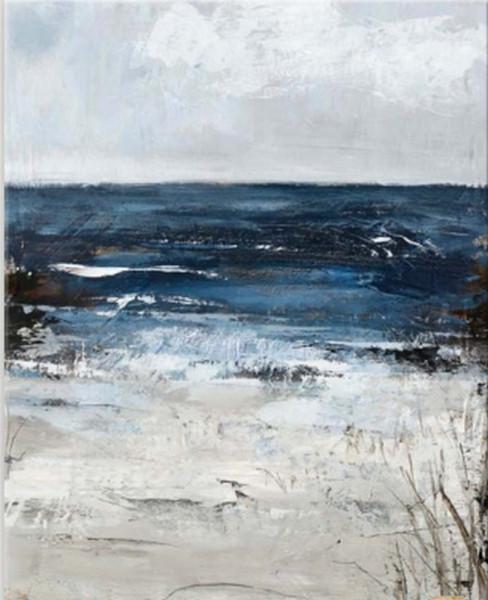 Blue Water-Bild auf Leinwand-228278-1