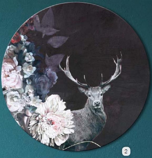 Haute Couture 9-Circle Art Rundbild-228279-1
