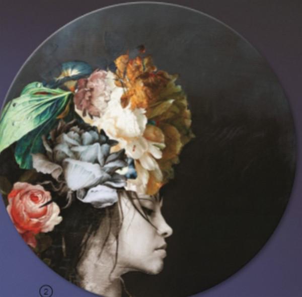 Haute Couture 1-Circle Art Rundbild-225151-1