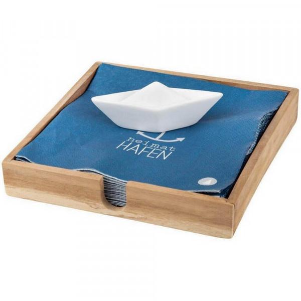 Poesie et Table-Serviettenhalter Boot-224939_1-1