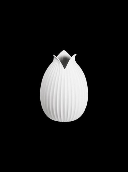 YOKO-Vase, weiß mit Rillenstruktur-230352_1-1