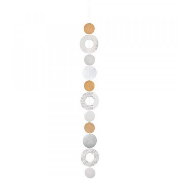Kreiskette-Kreiskette Ringe, L-228996-1